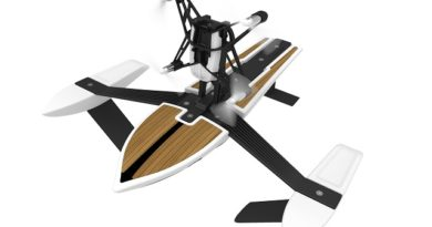 TechnoBlitz.it Parrot Hydrofoil: Minidrone per l'Estate