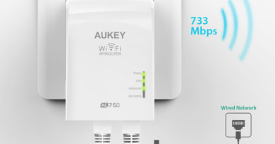 TechnoBlitz.it Recensione Aukey WiFi Repeater WF-R1