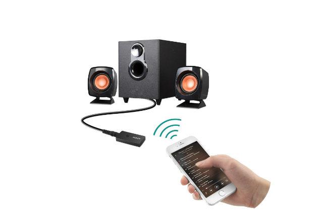 TechnoBlitz.it Recensione Aukey 2-in-1 Bluetooth Stereo BT-C2