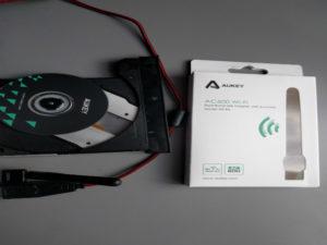 TechnoBlitz.it Recensione Aukey antenna WI-FI Dual Band