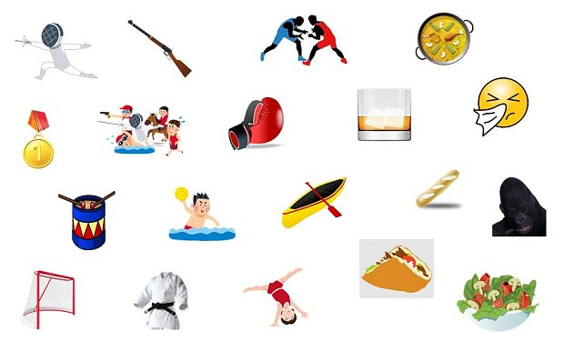"""TechnoBlitz.it Apple obbliga Unicode a ritirare l'emoji """"fucile"""""""