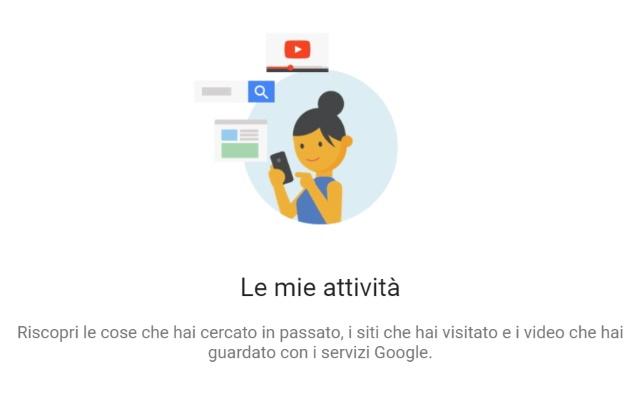 TechnoBlitz.it Le mie attività di Google raccoglie  i nostri dati