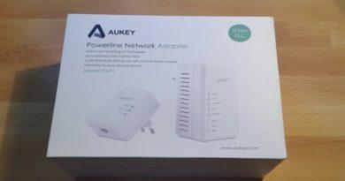 Recensione Powerline Aukey PA-P1