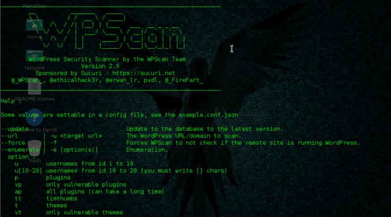 TechnoBlitz.it Come installare e utilizzare WPScan  TechnoBlitz.it Come installare e utilizzare WPScan