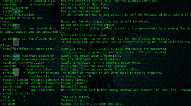 TechnoBlitz.it Come installare e utilizzare WPScan  TechnoBlitz.it Come installare e utilizzare WPScan  TechnoBlitz.it Come installare e utilizzare WPScan