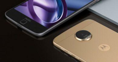 TechnoBlitz.it Motorola: aggiornamenti anche per Moto Z