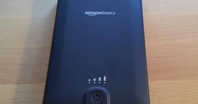 TechnoBlitz.it Recensione powerbank Amazonbasics 16100 mAh