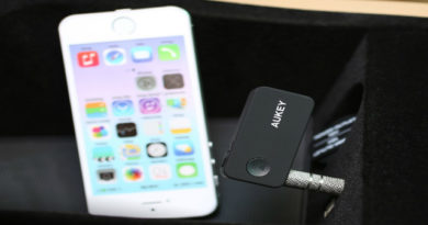 TechnoBlitz.it Recensione Aukey Ricevitore Bluetooth