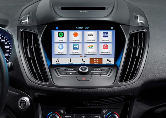 TechnoBlitz.it Ford: le nuove auto avranno CarPlay e Android Auto