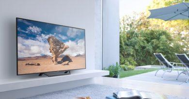 TechnoBlitz.it Sony presenta i nuovi BRAVIA 4K HDR