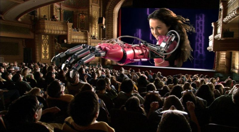 TechnoBlitz.it Cinema 3D senza occhiali, presto una realtà