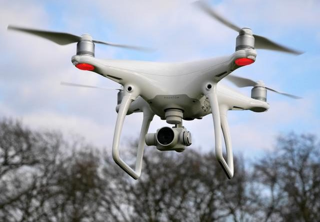 TechnoBlitz.it La polizia inglese userà i droni negli inseguimenti