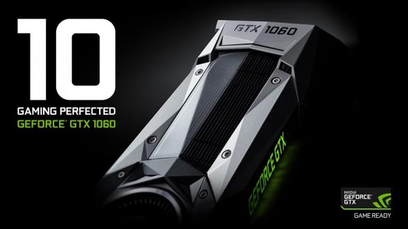 TechnoBlitz.it Nvidia annuncia la GTX 1060, con architettura Pascal