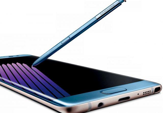 TechnoBlitz.it Samsung Note 7 : nuova immagine per il frame laterale, S Pen e Type-C