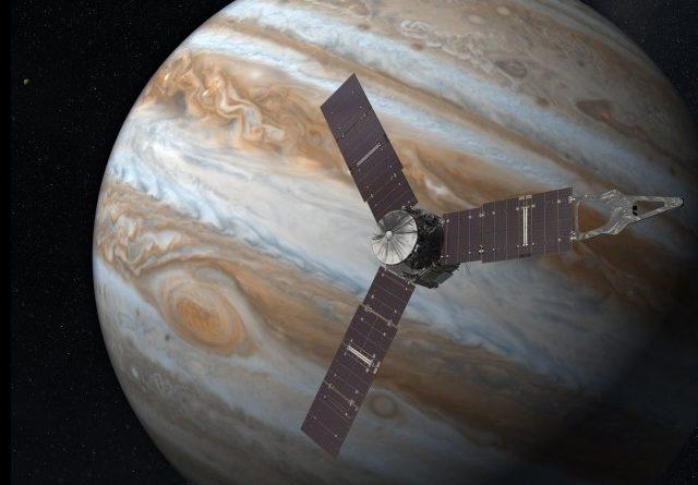 TechnoBlitz.it Juno finalmente raggiunge Giove