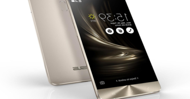 TechnoBlitz.it Asus ZenFone 3 Deluxe, video delle caratteristiche ufficiali