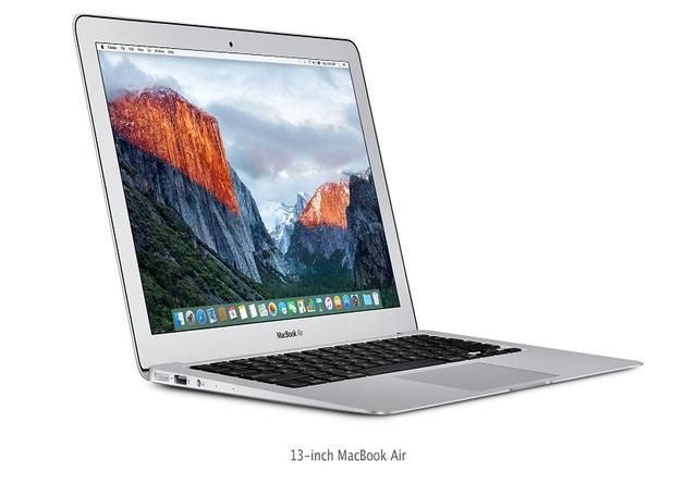 Il MacBook Air non verrà più aggiornato