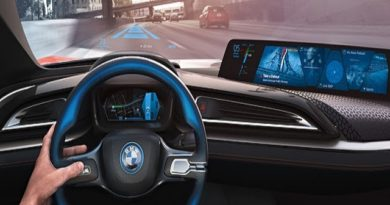 TechnoBlitz.it Bmw iNext, prima auto Autonoma.