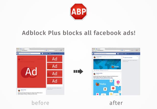 TechnoBlitz.it AdBlock Plus e Facebook, la battaglia continua