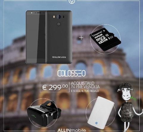 TechnoBlitz.it Allinmobile: brand italiano in ascesa nel campo della telefonia