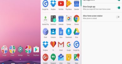 TechnoBlitz.it Nuovi Nexus 2016, con un nuovo launcher e senza app drawer?