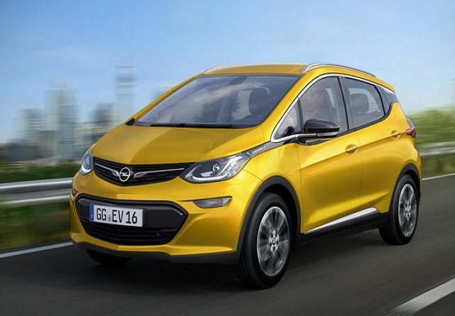 TechnoBlitz.it Opel Ampera-E, scossa al mercato delle ibride