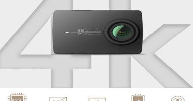 TechnoBlitz.it Xiaomi Yi 4k disponibile su Amazon a 269,99€!