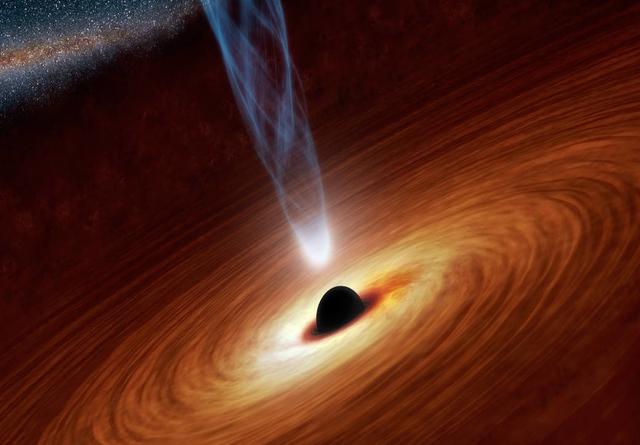 Si può fuggire da un buco nero, confermata l'ipotesi di Hawking