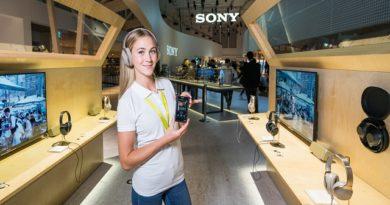 TechnoBlitz.it Tutti i nuovi prodotti SONY presentati a IFA