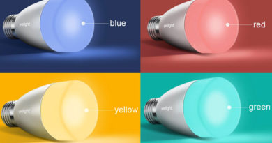 TechnoBlitz.it Recensione Lampadina Xiaomi Yeelight