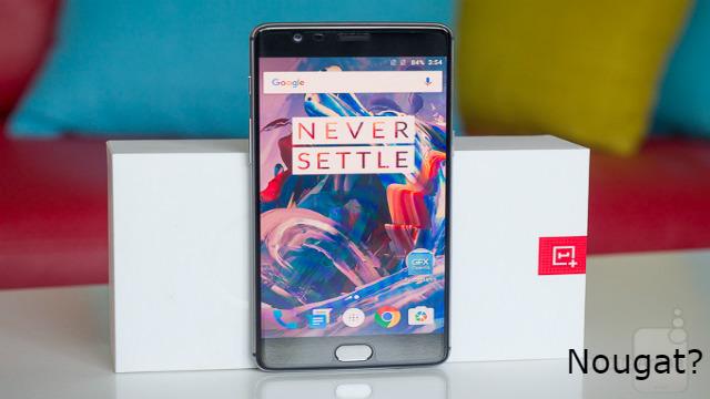 TechnoBlitz.it OnePlus 3 riceverà molto presto Nougat mentre OnePlus X la prossima settimana Marshmallow
