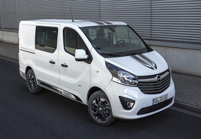TechnoBlitz.it Opel presente al Salone dei Veicoli Commerciali