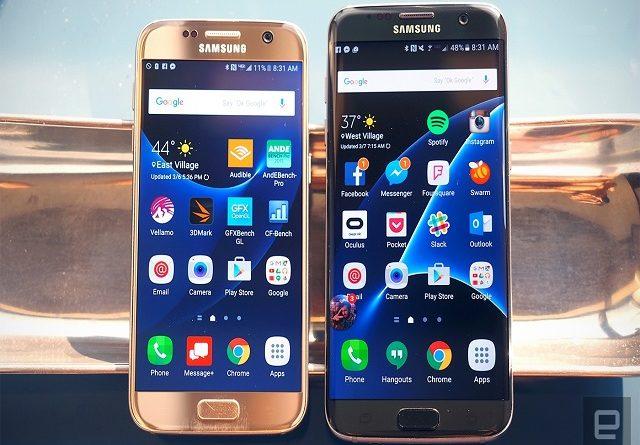 TechnoBlitz.it Android 7.0 già in test su S7 ed S7 edge