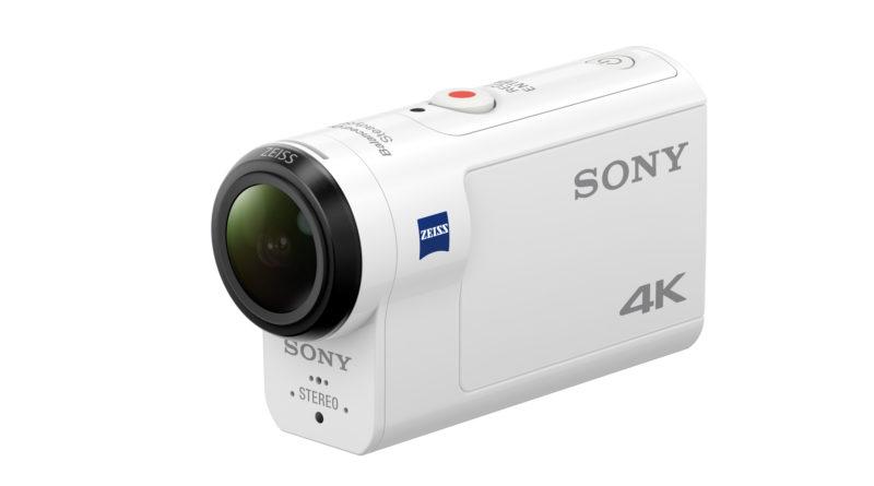 TechnoBlitz.it FOCUS IFA: Sony Action Cam FDR-X3000R