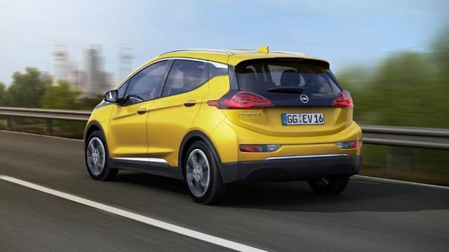 TechnoBlitz.it Opel Ampera-E e altre novità al Salone dell'Auto di Parigi
