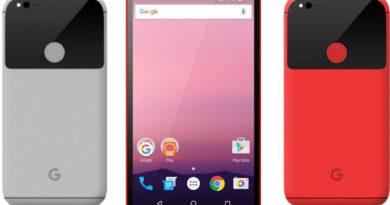 TechnoBlitz.it Ecco il render del Pixel XL con logo Google sul retro