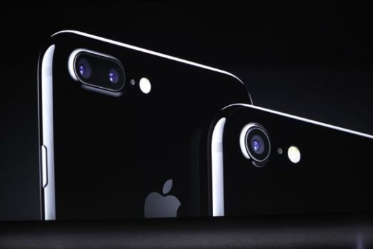 IPhone 7 plus e iPhone 7
