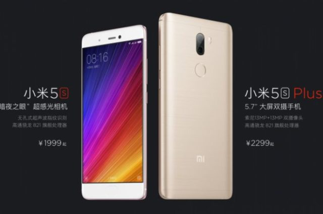 TechnoBlitz.it Xiaomi Mi 5S e Mi 5S Plus, UFFICIALI