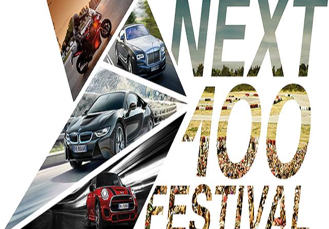 TechnoBlitz.it Bmw Next 100 Festival, 3 giorni di celebrazioni