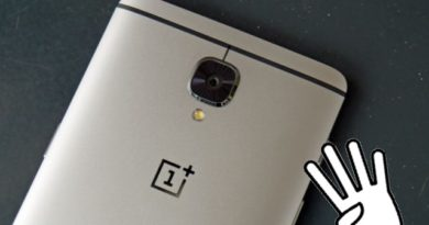 TechnoBlitz.it OnePlus 4, RAM 8GB e fotocamera da 23MP. Primi rumors