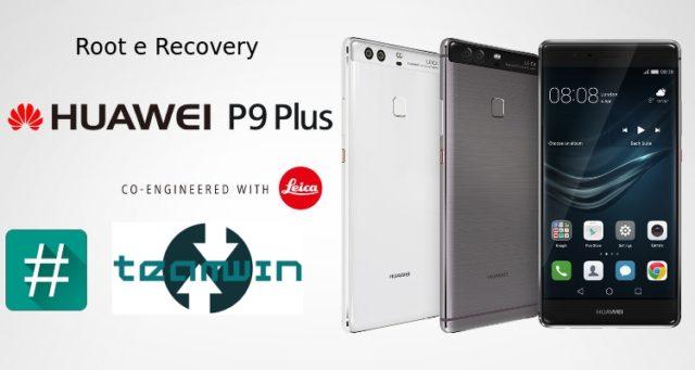 TechnoBlitz.it Huawei P9 Plus: Root e Recovery - Guida