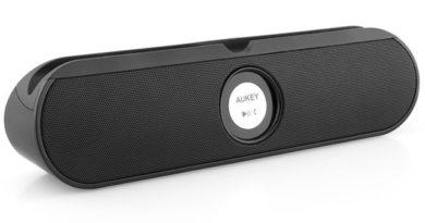 Speaker Aukey BT023, recensione e descrizione