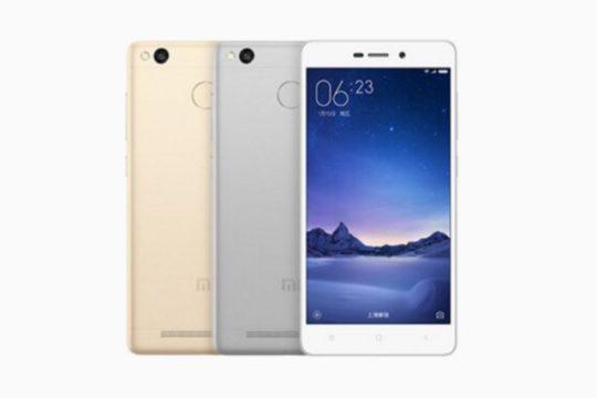 TechnoBlitz.it Xiaomi Redmi 3S Prime: ecco la scheda tecnica