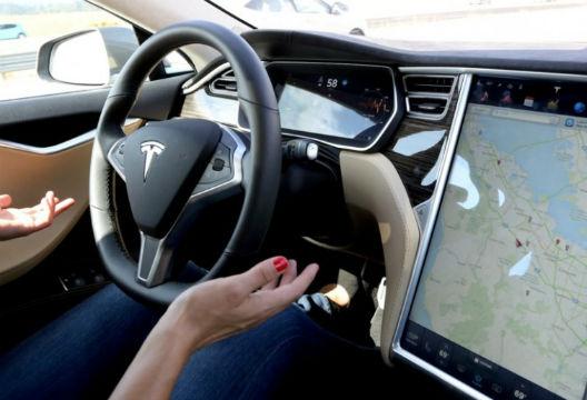 """TechnoBlitz.it Basta chiamare """"automatico"""" il pilota di Tesla"""