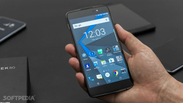 TechnoBlitz.it BlackBerry DTEK60 disponibile dal 25 ottobre a 600€