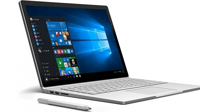 TechnoBlitz.it Microsoft presenta Surface Book i7