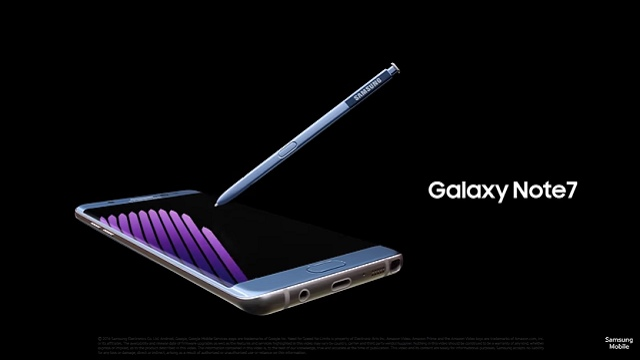 TechnoBlitz.it Samsung non sa ancora le cause dell'esplosione dei Note 7