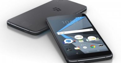 TechnoBlitz.it BlackBerry: nuovo smartphone entro il 2016