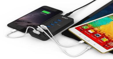 TechnoBlitz.it Recensione HUB USB 3.0 AUKEY CB-H19