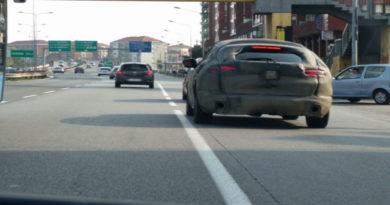 TechnoBlitz.it Alfa Romeo Stelvio: nuove fotospia a Torino